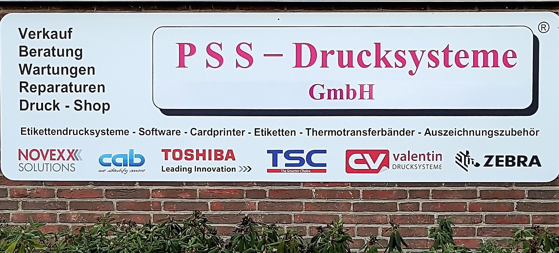 PSS-Drucksysteme-Logo